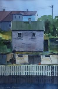 2015 Henningsvær - Galleri Akvarellen